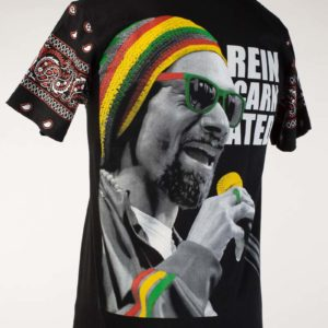 Reincarnated Snoop Lion T-shirt (Small)