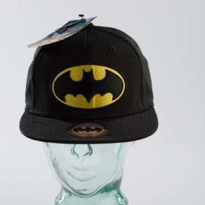 Black Batman Snapback