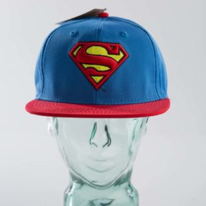 Blue Superman Snapback