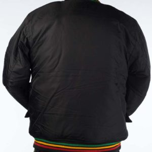 Rasta Bomber XL Jacket