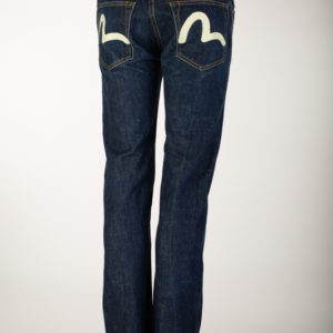 Blue Denim Evisu Jeans (28W)