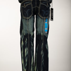 Blue Peviani Denim Jeans