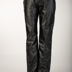 Black Wax R&B Raw Denim Jeans