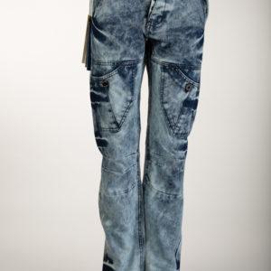 Blue Stonewash Peviani Jeans