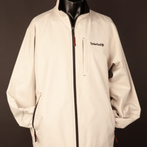 White Timberland Jacket (Medium)