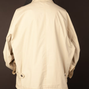 White Burberry Jacket (Large)