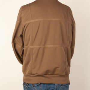 Brown Carhartt Vintage Track Top (Large)