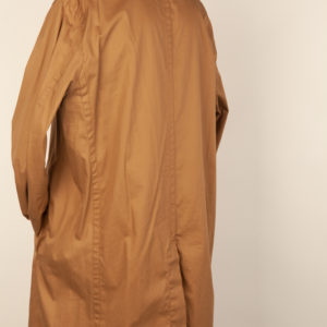 Raw G-star brown long coat (XL)