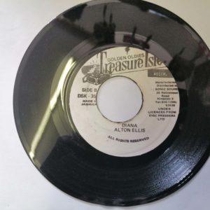 Alton Ellis- Diana/I've lost that love 7″ original vinyl