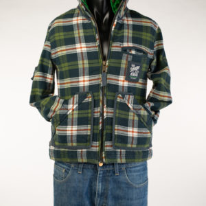Superdry lumber jacket (Medium)