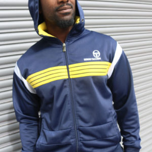 Blue Sergio Tacchini Track Top (medium)