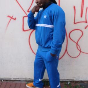 Blue Sergio Tacchini Tracksuit (4XL)
