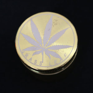 Metallic Gold Grinder