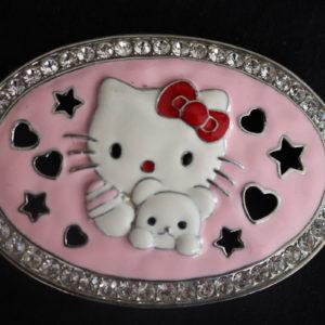 Hello Kitty Belt Buckle