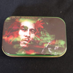 Bob Marley Tobacco Tin