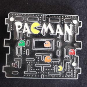 Pacman Belt Buckle