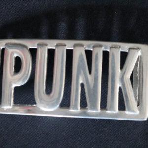 Punk Belt Buckle