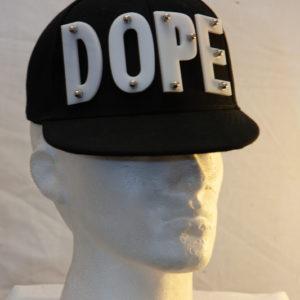 Black DOPE Snapback