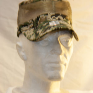 Green Camo Trucker Cap
