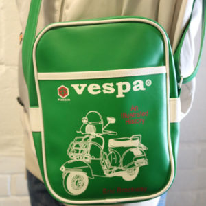 Green Vespa Bag