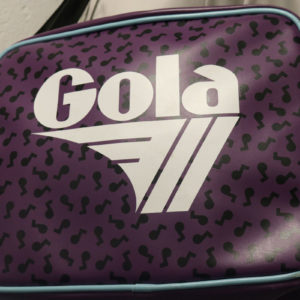 Purple Gola Bag