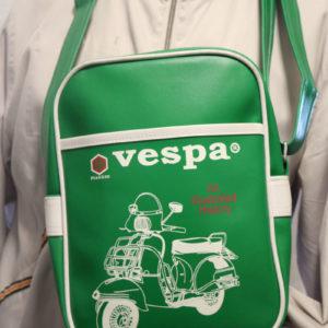 Green Vespa Bag