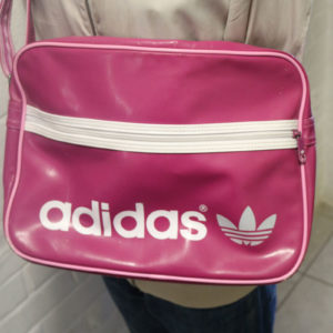 Pink Adidas Bag