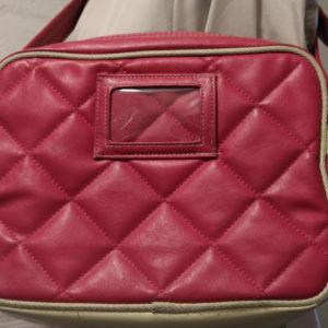 Pink Superdry Bag