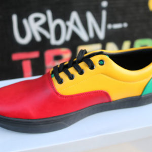 Rasta Shoe